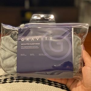 Gravity weighted sleep mask *new*